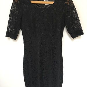 Vero Moda Dresses - Black Lace Dress